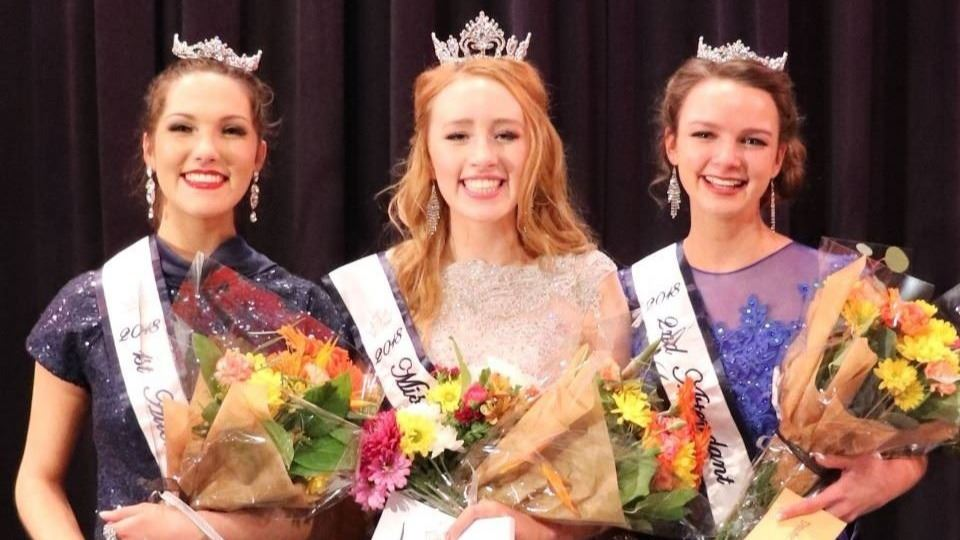 2018 pageant winners