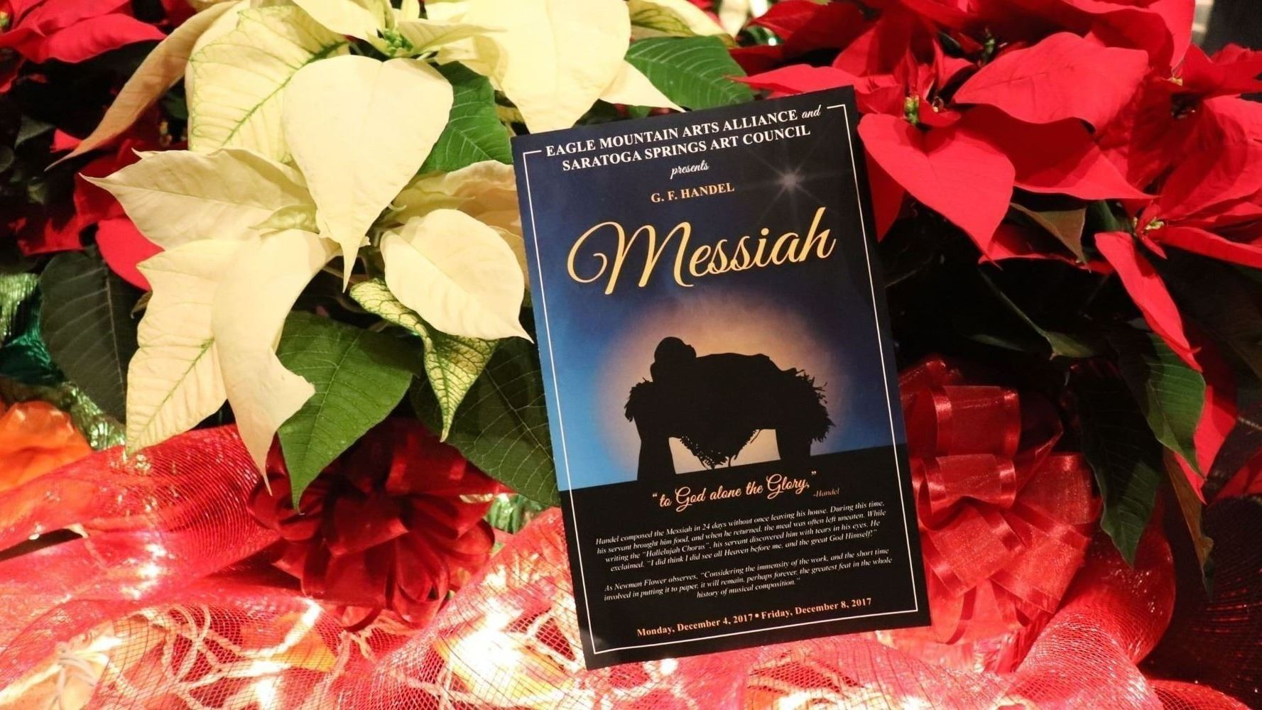 Messiah Poinsettia Program