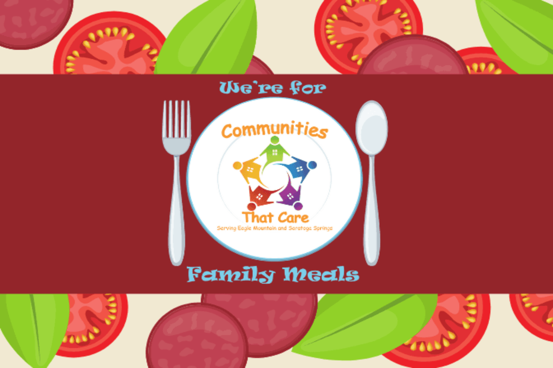 Family Meals Month  Newsflash Image